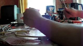 видео Медная оплетка для снятия припоя с печатных плат (2 мм, 75 см)