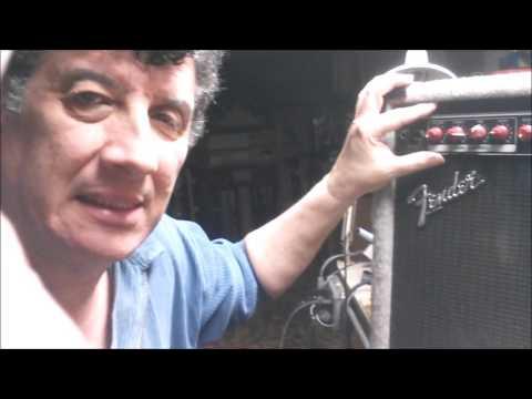 fender m 80 amp repair