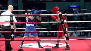 2019 CWG - Boxing - Preliminary