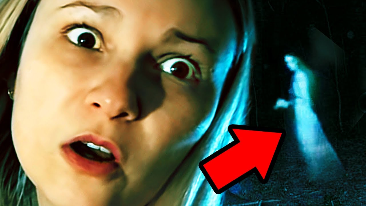 Top 5 SCARY Ghost Videos That'll Make You CRY For MAMA
