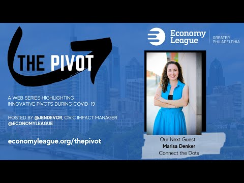 The Pivot: #13 Listening Twice with Marisa Denker, Connect the Dots