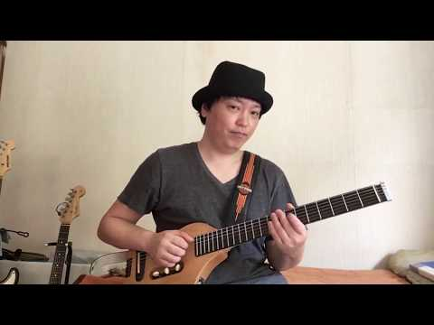 Blue Monk ( Solo Guitar )