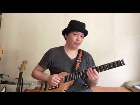 Blue Monk ( Solo Guitar )