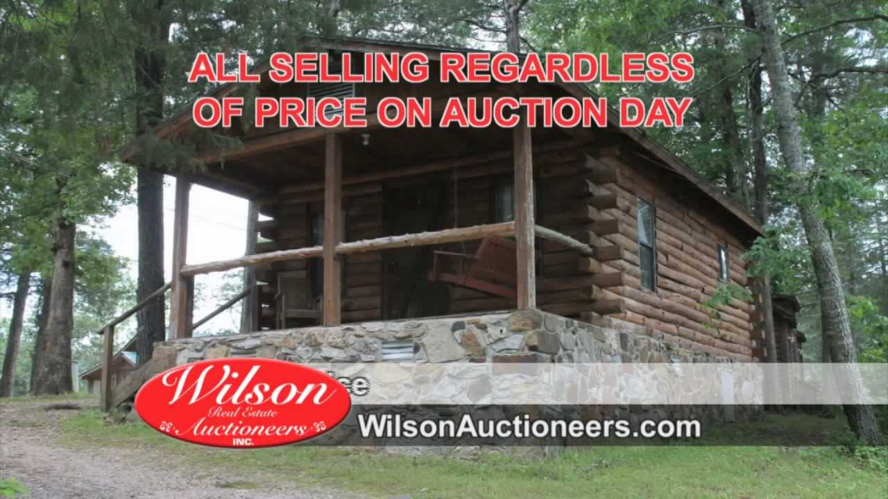 Absolute Auction ~ Holiday Mountain Resort ~ Mountain View, AR