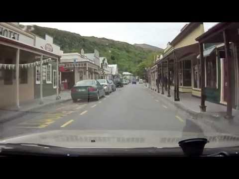 Queenstown to Arrowtown New Zealand