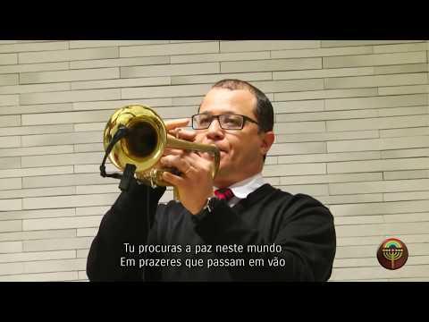 Ao findar o labor desta vida - Trompete - Composição de João Dieners (1889 - 1963)