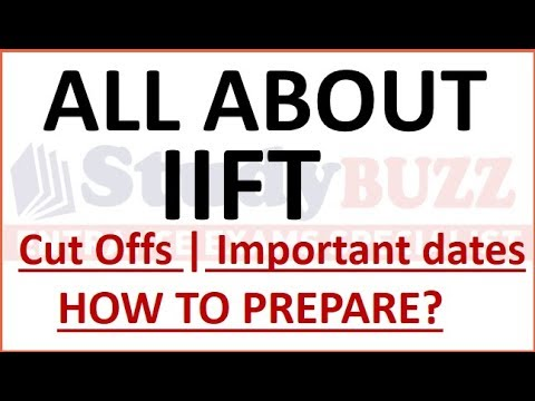 All about IIFT | Cut Offs- Placements- Pattern - Exam Date- Strategy