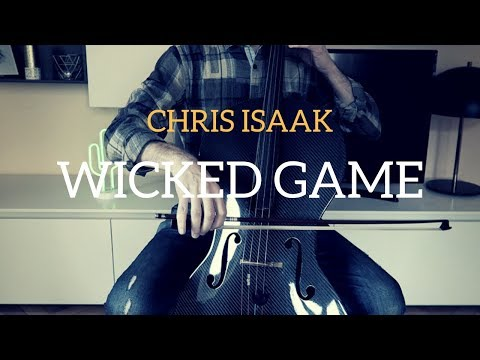 Chris Isaak  - Wicked Game for cello and piano (COVER)