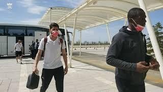 Demir Grup Sivasspor'umuz Gaziantep'e Geldi