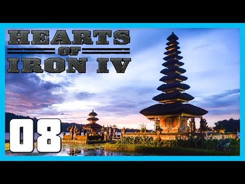 Hearts of Iron 4 Communist Indonesia Gameplay Ep.8 - Singapore Wealth || Hearts Of Iron 4 Lets Play