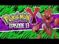pokemon x and y let 39 s play walkthrough the beast that is scizor episode 13