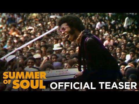 SUMMER OF SOUL   Official Teaser