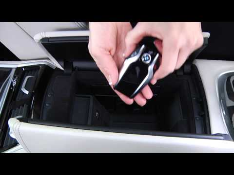 Charge The Display Key Bmw Genius How To Youtube