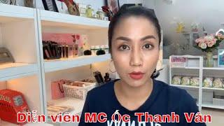 Diễn viên MC Ốc Thanh Vân tâm sự sau khi quay gameshow Khi Chàng Vào Bếp 26/06/2019