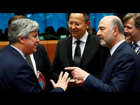 Orçamento da Eurozona ainda sem fonte de financiamento