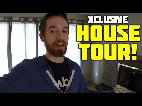 New House Tour! (Pre-Renovation)