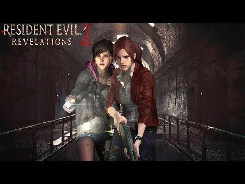 تجربة لعبة Resident evil Revelation 2
