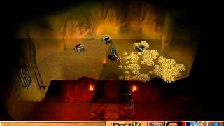 DarkStone: Killing Draak (Final Boss) With Warrior, 'Expert' Difficulty Level