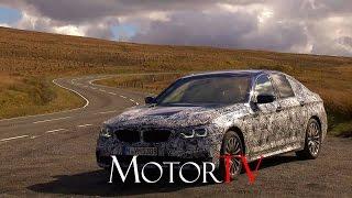 NEW 2017 BMW 5 SERIES SEDAN DEVELOPMENT l CHASSIS l DRIVING SCENES l INTERVIEW
