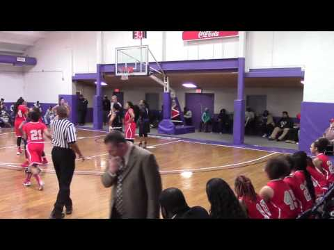 Arkansas Baptist College Lady Buffaloes vs Moberly Area Community College Part 9