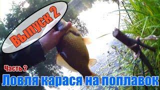 Рыбалка в Подмосковье. Карась(