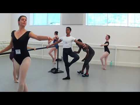 Texas Ballet Theater Summer Intensive 2017