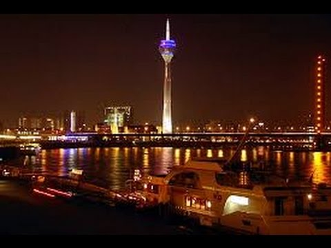 Places to see in ( Dusseldorf - Germany ) Rhine Tower (Rheinturm)