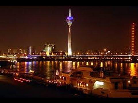 Places to see in ( Dusseldorf - Germany ) Rhine Tower (Rheinturm)
