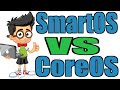 SmartOS vs CoreOS