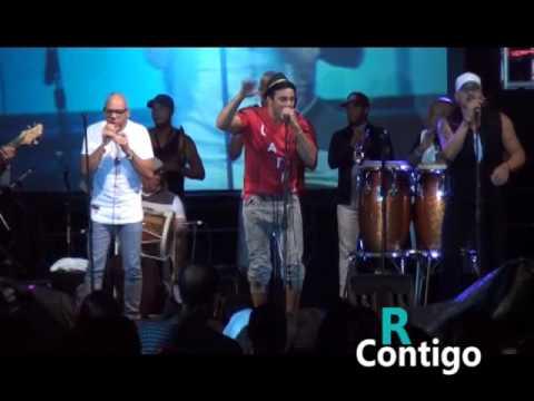 """Ruben Contigo Show """"Grupo Mania"""""""