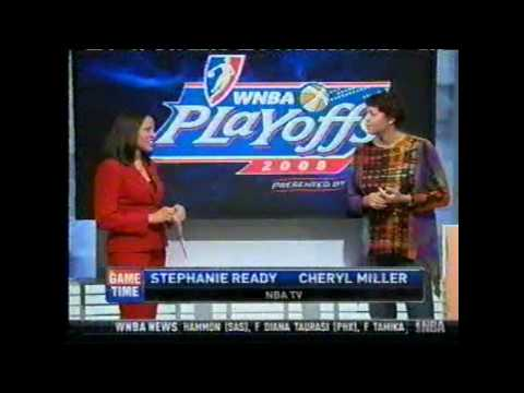 Stephanie Ready and Cheryl Miller recap Game 1 of the Finals between the Mercury and Fever.