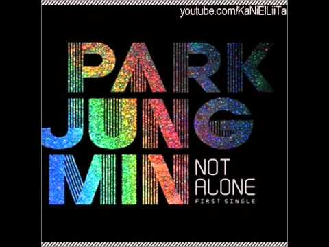 [Audio+Download]Park Jung Min 'Not Alone'