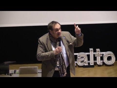 HAIC Talks: IT Crime Fighting - with Yves Vandermeer