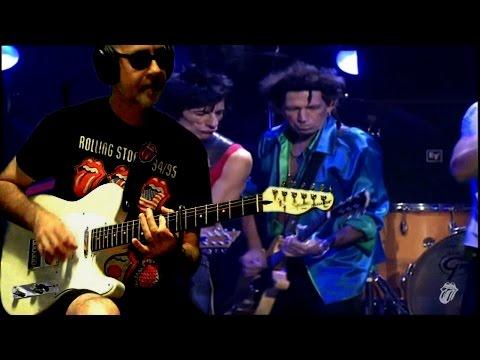 Midnight Rambler Subtitulos Español Rolling Stones & RollingBilbao Guitar cover HD