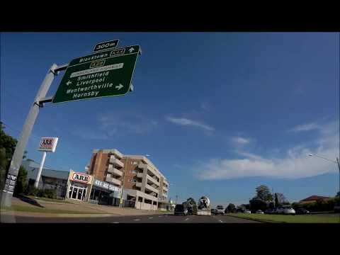 Realtime Driving Parramatta - Mt Druitt