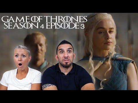 Game Of Thrones Season 4 Episode 3 'Breaker Of Chains' REACTION!!