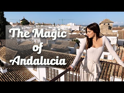 Please don't just go to Barcelona...The magic of Andalucia, Spain