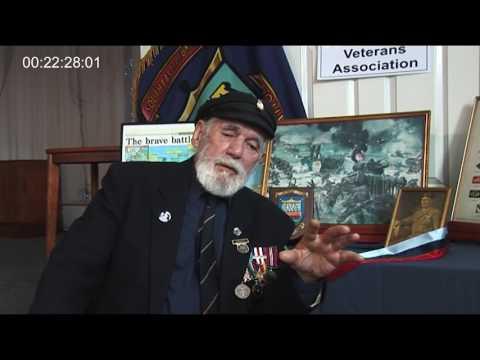 Jim Radford Goes Back To Normandy
