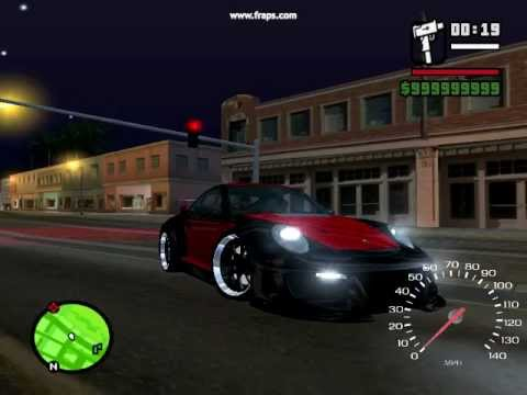 grand theft auto san andreas nfs undercover porsche 911. Black Bedroom Furniture Sets. Home Design Ideas