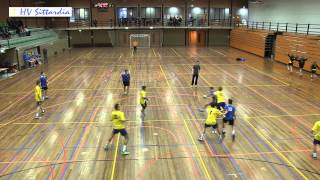 Sittardia B - Handbal Venlo B (1 februari)  2e Helft