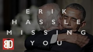 Barack Obama Singing Missing You by Erik Hassle #ad