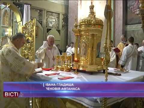Архієрейська божественна літургія вАрхікатедральному імитрополичому соборі Воскресіння Христового
