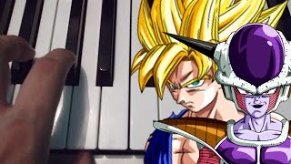 Dragon Ball Z / Chala Head Chala / Piano Tutorial / Cover / Notas Musicales