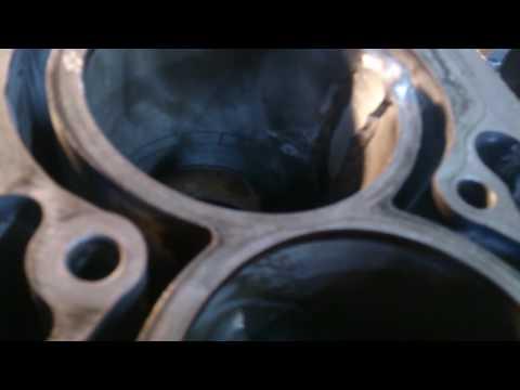 BMW N62 или OF лопнул цилиндр...устраняем...