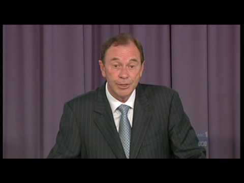 National Press Club: David Marchant from ARTC (Part 6)