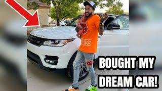 BUYING MY DREAM CAR!! *Emotional*