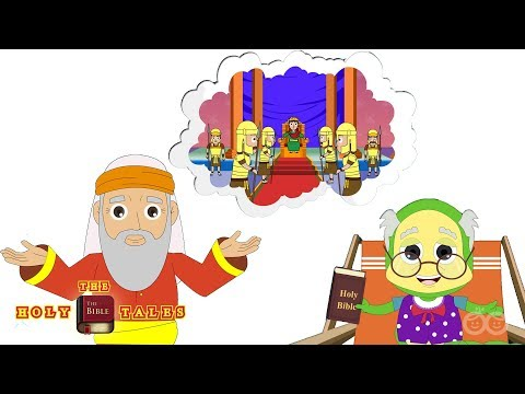 The Divided Kingdom I Old Testament I Animated Bible Story For Children | Holy Tales Bible Stories