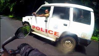 POLICE vs KTM BIKER || Police Chase & Pullover