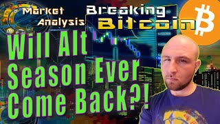 How Shorts Dictate Bitcoin's Price and Will Alt Season Ever Come Again?