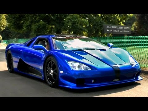 SSC Ultimate Aero Twin Turbo – REVS, start-ups and sounds!